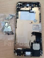 Корпус со шлейфами iPhone 5 золото в стиле iPhone 6