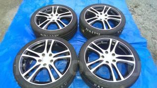 Комплект колес (лето) 215/40R17. 7.0x17 5x114.30 ET48