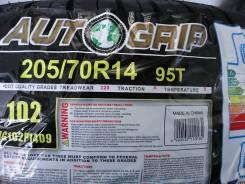 Autogrip. Летние, 2014 год, без износа, 4 шт