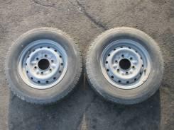 Dunlop Enasave VAN01. Летние, 2014 год, износ: 10%, 2 шт