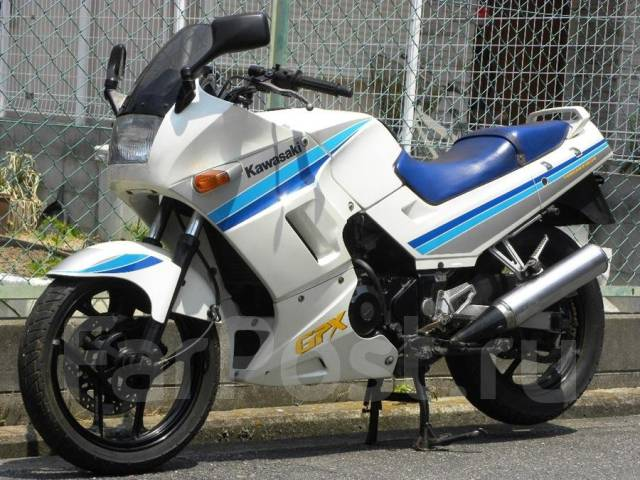 Kawasaki EX250-F. 250 куб. см., исправен, птс, без пробега
