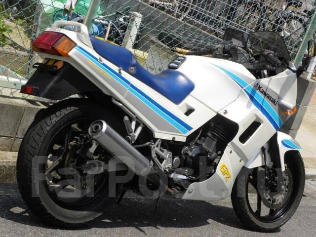 Kawasaki EX250-F. 250куб. см., исправен, птс, без пробега