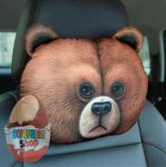 Подголовник. Медведь