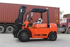 JAC. Вилочный погрузчик Vmax CPCD50 Small, 5 000 кг.