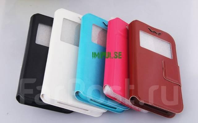 Универсальный чехол на телефон размером 3.5-4.0 Розовый