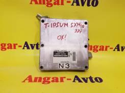 Блок управления двс. Toyota Ipsum, SXM10 Toyota Gaia, SXM10 Двигатель 3SFE