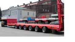 Техомs. 70 тонн шестиосный низкорамный трал новый 2017г, 70 000 кг.