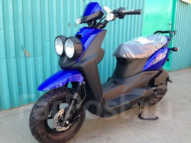 Yamaha BWS 50. 49 куб. см., исправен, без птс, без пробега