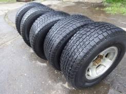 Dunlop Grandtrek SJ6. Зимние, без шипов, износ: 40%, 5 шт