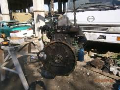 Лобовина двигателя. Nissan Atlas Двигатель FD42