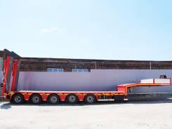 Kassbohrer. Новый Низкорамный трал 74 т., 74 000 кг.