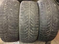 Bridgestone WT17. Всесезонные, 2012 год, износ: 70%, 3 шт