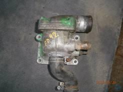 Корпус термостата. Nissan Atlas Двигатель FD42