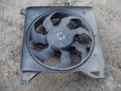 Вентилятор охлаждения радиатора. Datsun on-DO