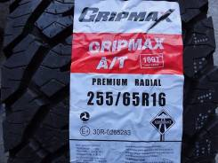 Gripmax A/T. Грязь AT, 2015 год, без износа, 4 шт