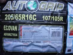 Autogrip Ecovan. Летние, 2013 год, без износа, 4 шт