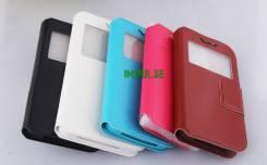 Универсальный чехол на телефон размером 5.0-5.5 Розовый
