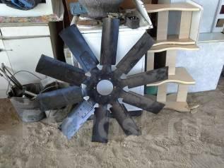 Вентилятор охлаждения радиатора. ТМЗ