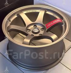 Пара дисков Shogun S-09 18х9.5 Bronze ! NEW! llStore!. 9.5x18, 5x114.30, ET15, ЦО 67,1мм.