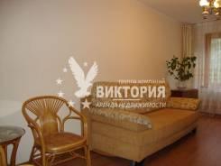 2-комнатная, улица Котельникова 10. Баляева, агентство, 48 кв.м. Комната