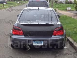 Крышка багажника. Subaru Impreza WRX, GDA, GDB Subaru Impreza WRX STI, GDB