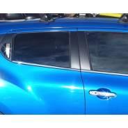 Накладка на ручки дверей. Nissan Juke