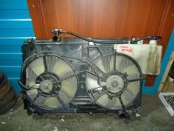 Радиатор охлаждения двигателя. Toyota Ipsum, ACM26W, ACM26 Двигатель 2AZFE