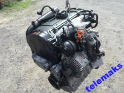 Двигатель в сборе. Volkswagen Passat Двигатель BKP