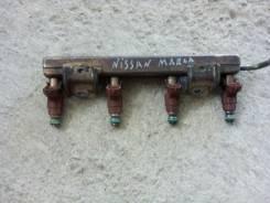 Топливная рейка. Nissan March, BK12 Двигатель CR14DE