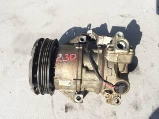 Компрессор кондиционера. Toyota Probox, NCP58, NCP58G Двигатели: 1NZFE, 1NZFNE, 1NZ