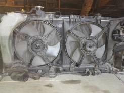 Мотор вентилятора охлаждения. Subaru Legacy, BE5, BE9 Subaru Legacy B4, BE9, BE5 Двигатели: EJ20, EJ254, EJ204, EJ202, EJ208, EJ206