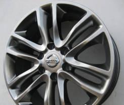 Nissan. 8.0x18, 6x139.70, ET35, ЦО 77,7мм.