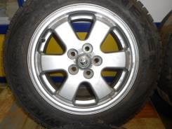 Колеса Toyota на Nexen Winguard Ice. 6.0x15 5x100.00 ET45 ЦО 72,0мм. Под заказ
