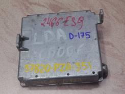Блок управления двс. Honda Civic Hybrid Honda Civic, EU3 Двигатели: LDA, D17A