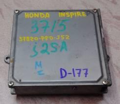 Блок управления двс. Honda Inspire, LA-UA4, UA4, LAUA4 Honda Saber, LA-UA4, UA4 Двигатель J25A