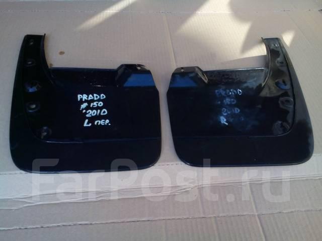 Брызговики. Toyota Land Cruiser Prado, TRJ150, TRJ150W Toyota Hiace, TRJ150 Двигатель 2TRFE