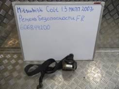 Ремень безопасности. Mitsubishi Colt