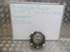 Вискомуфта. Mitsubishi Pajero Sport Двигатели: 2, 5, COMMON, RAIL