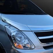 Дефлектор капота. Hyundai Grand Starex