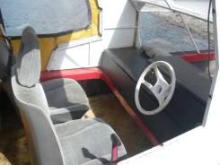 Продам корпус лодки триумф. Год: 1990 год, длина 5,00м., двигатель подвесной, 1,00л.с., бензин. Под заказ