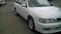 Nissan Primera. WQP11, QG18DE