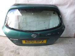 Крышка багажника. Nissan Almera, N16, N16E