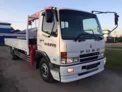 Mitsubishi. Продам FUSO Заводской КРАН 2003г. в., 8 200 куб. см., 5 000 кг.
