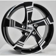 RS Wheels. 6.5x15, 4x100.00, ET45, ЦО 67,1мм. Под заказ
