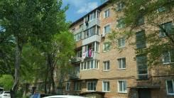 2-комнатная, улица Красногвардейская 83. Арматурный, частное лицо, 45 кв.м. Дом снаружи