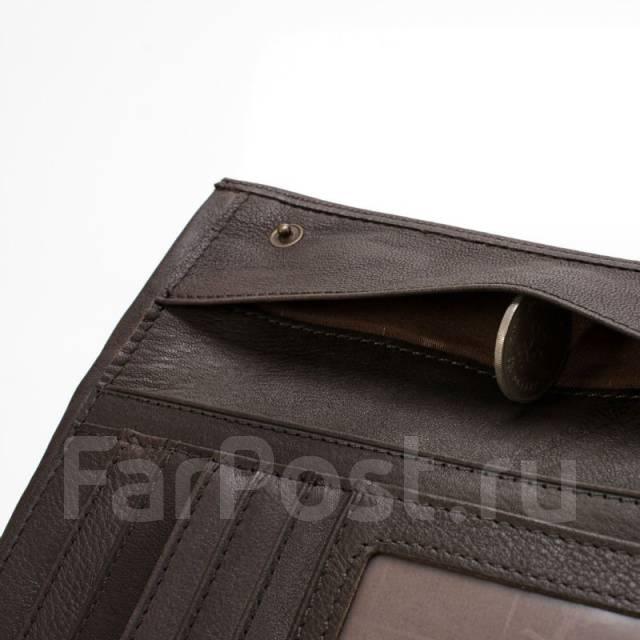 9561acfe2521 Кошелек кожаный John Mc Dee - Аксессуары и бижутерия во Владивостоке