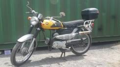 Suzuki Colleda. 50 куб. см., исправен, без птс, без пробега