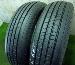 Dunlop SP 355. Летние, 2007 год, износ: 5%, 2 шт