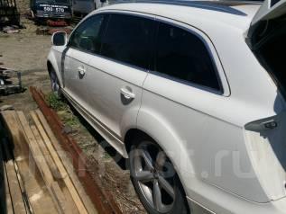 Подкрылок. Audi Q7, 4LB