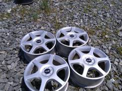 OZ Racing 5 Star. 6.5x15, 5x100.00, ET45